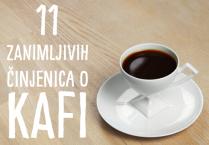 11 Zanimljivih činjenica o kafi