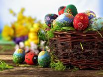 Najbolje prirodne boje za farbanje jaja