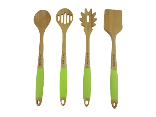 Bamboo Kuhinjski pribor - 4 kom.