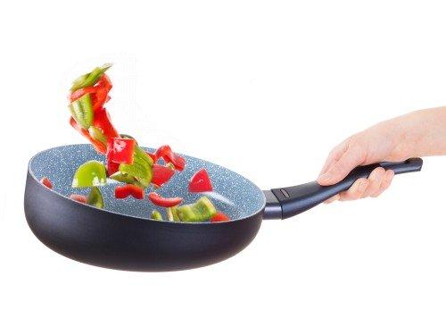 Ceramica Delicia wok inovativnog oblika