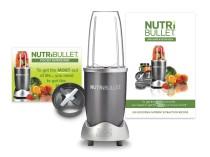 Sivi Nutribullet ekstraktor hranljivih sastojaka