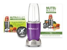 Violet Nutribullet ekstraktor [600W]