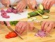 Chef set samooštrećih noževa