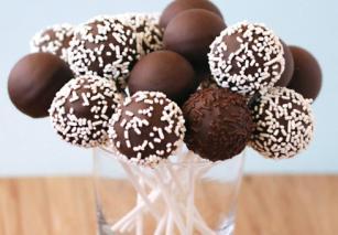 Čokoladni Cakepop
