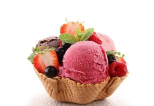 Domaći sladoled od sezonskog voća