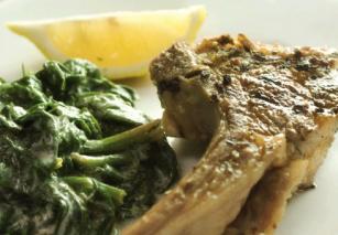 Jagnjetina na grčki način