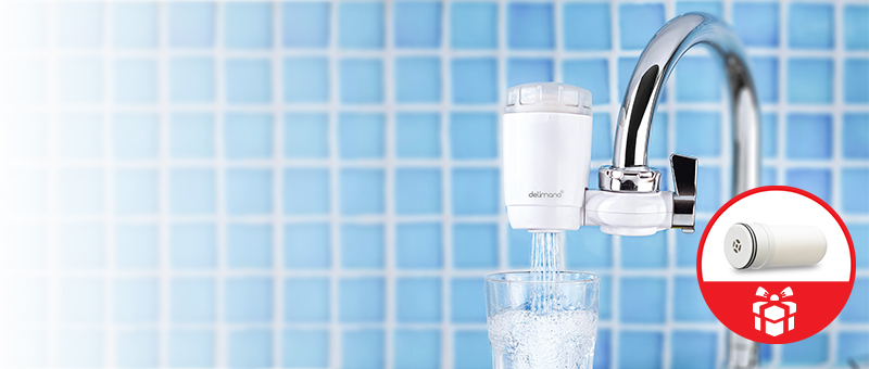 Filter za vodu uz 25% popusta i poklon