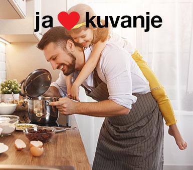 Ja volim svoju kuhinju