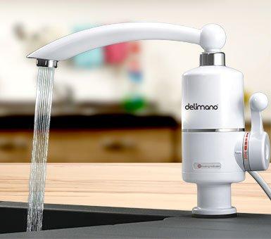 Slavina za brzo zagrevanje vode