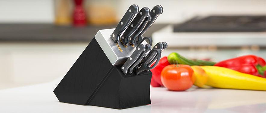 Set samooštrećih noževa UPOLA cene