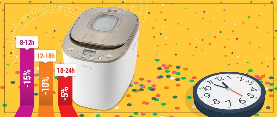 HAPPY HOURS - Joy mini pekara uz dodatne popuste