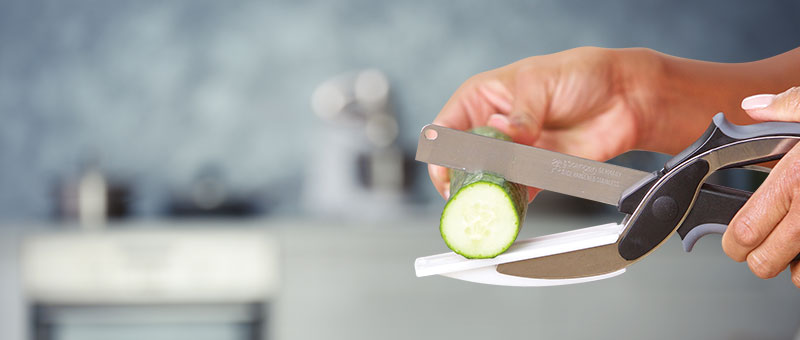 Clever Cutter 2 u 1 kuhinjski set