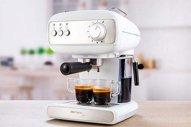 Delimano Joy Espresso Coffee Machine