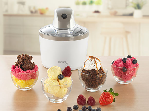 Delimano Joy Ice Cream Maker