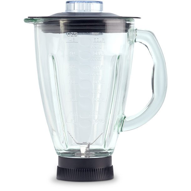 Delimano Kitchen Robot Glass Blending Jar 1,5l
